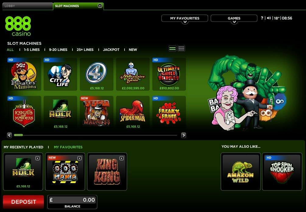 Casino com 888 старые слот автоматы играть бесплатно