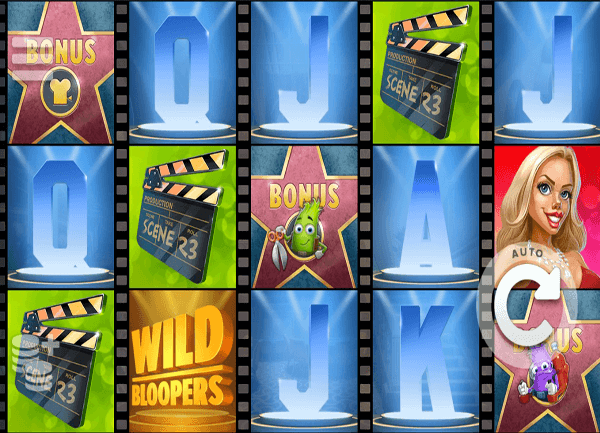 Bloopers Slot Review screenshot 2