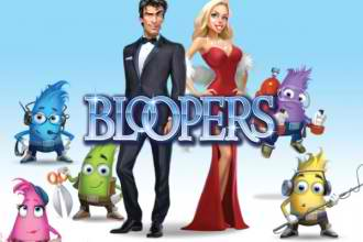 Bloopers Slot Logo