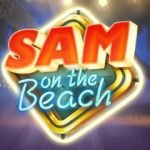 Sam on the Beach Slot logo
