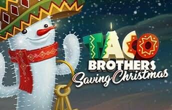 Taco Brothers Saving Christmas Slot Review - Elk Studios - Best ...