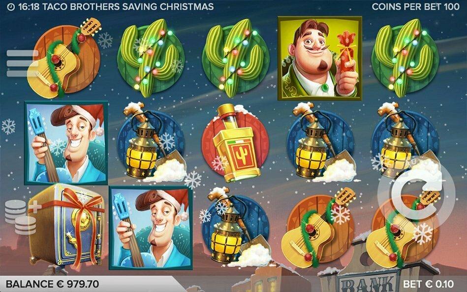 Taco Brothers Saving Christmas screenshot