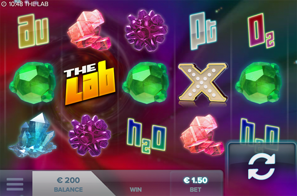 The Lab™ Slot Machine Game to Play Free in ELK Studioss Online Casinos