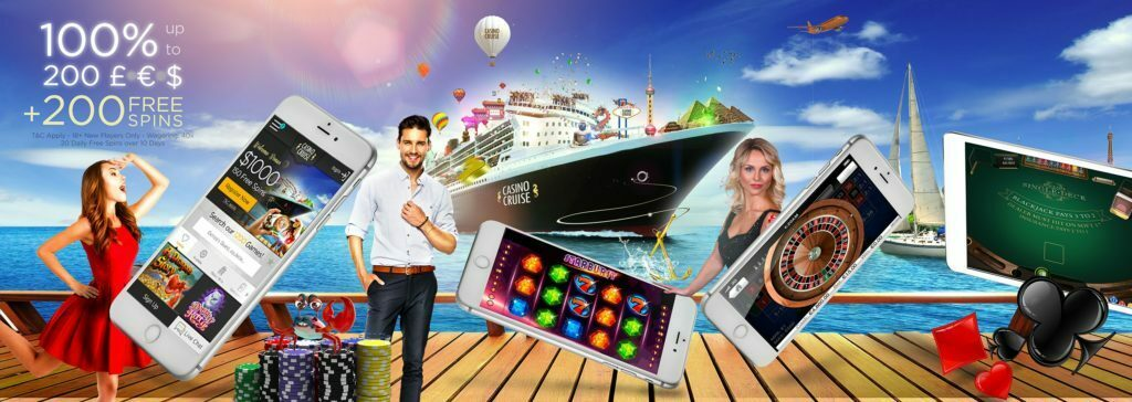 Casino cruise 55 free spins game
